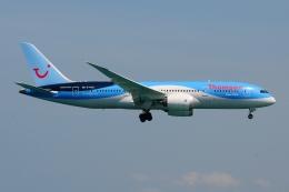 ぼんやりしまちゃんさんが、プーケット国際空港で撮影したトムソン航空 787-8 Dreamlinerの航空フォト(飛行機 写真・画像)