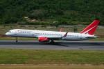 ぼんやりしまちゃんさんが、プーケット国際空港で撮影したロイヤル・フライト 757-28Aの航空フォト(写真)