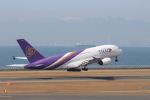 canon_leopardさんが、中部国際空港で撮影したタイ国際航空 A380-841の航空フォト(写真)