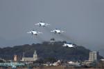 AkiChup0nさんが、名古屋飛行場で撮影した航空自衛隊 T-4の航空フォト(写真)