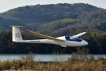 Gambardierさんが、吉井川邑久滑空場で撮影した日本個人所有 LS4-aの航空フォト(写真)