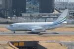 ショウさんが、羽田空港で撮影したジェット・コネクションズ 737-2V6/Advの航空フォト(写真)