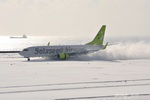 wing_oitさんが、大分空港で撮影したソラシド エア 737-81Dの航空フォト(飛行機 写真・画像)