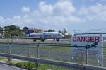 かずまっくすさんが、プリンセス・ジュリアナ国際空港で撮影したアメリジェット・インターナショナル 727-233/Adv(F)の航空フォト(写真)