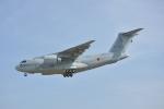 hide737さんが、名古屋飛行場で撮影した航空自衛隊 C-2の航空フォト(写真)