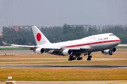 まいけるさんが、ドンムアン空港で撮影した航空自衛隊 747-47Cの航空フォト(写真)