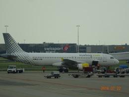 航空フォト:EC-LAB ブエリング航空 A320