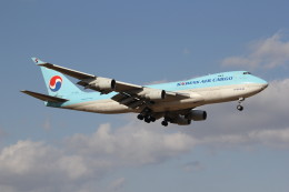 utarou on NRTさんが、成田国際空港で撮影した大韓航空 747-4B5F/SCDの航空フォト(飛行機 写真・画像)