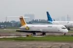 xingyeさんが、スカルノハッタ国際空港で撮影したエアファスト インドネシア MD-83 (DC-9-83)の航空フォト(写真)