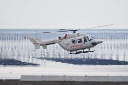 kumagorouさんが、佐賀空港で撮影した川崎重工業 BK117B-2の航空フォト(飛行機 写真・画像)