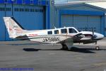 Chofu Spotter Ariaさんが、ホンダエアポートで撮影した本田航空 Baron G58の航空フォト(飛行機 写真・画像)