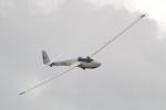 zibaさんが、木曽川滑空場で撮影した日本法人所有 ASK 13の航空フォト(写真)