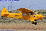 Chofu Spotter Ariaさんが、関宿滑空場で撮影した日本個人所有 PA-18-150 Super Cubの航空フォト(飛行機 写真・画像)