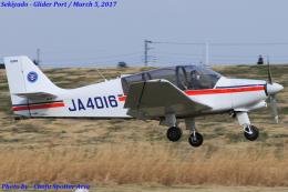 Chofu Spotter Ariaさんが、関宿滑空場で撮影した日本個人所有 DR-400-180R Remorqueurの航空フォト(飛行機 写真・画像)