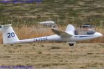 Chofu Spotter Ariaさんが、関宿滑空場で撮影したアサヒソアリングクラブ SZD-55-1の航空フォト(飛行機 写真・画像)