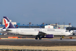パンダさんが、成田国際空港で撮影したマカオ航空 A320-232の航空フォト(飛行機 写真・画像)
