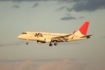 tyusonさんが、伊丹空港で撮影したジェイ・エア ERJ-170-100 (ERJ-170STD)の航空フォト(飛行機 写真・画像)