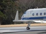 おっつんさんが、入間飛行場で撮影した航空自衛隊 U-4 Gulfstream IV (G-IV-MPA)の航空フォト(写真)