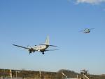 おっつんさんが、入間飛行場で撮影した航空自衛隊 YS-11A-402EBの航空フォト(飛行機 写真・画像)