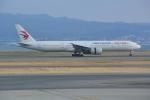 シュウさんが、関西国際空港で撮影した中国東方航空 777-39P/ERの航空フォト(写真)