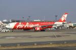 セブンさんが、成田国際空港で撮影したタイ・エアアジア・エックス A330-343Xの航空フォト(飛行機 写真・画像)