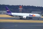 セブンさんが、成田国際空港で撮影したフェデックス・エクスプレス 777-FS2の航空フォト(飛行機 写真・画像)