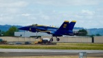 Saeqeh172さんが、ポートランド・ヒルズボロ空港で撮影したアメリカ海軍 F/A-18A Hornetの航空フォト(写真)