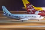 Mar Changさんが、中部国際空港で撮影したジェット・コネクションズ 737-2V6/Advの航空フォト(写真)