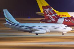 Mar Changさんが、中部国際空港で撮影したジェット・コネクションズ 737-2V6/Advの航空フォト(飛行機 写真・画像)