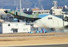 raiden0822さんが、名古屋飛行場で撮影した航空自衛隊 RF-4EJ Phantom IIの航空フォト(飛行機 写真・画像)