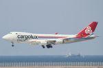 関西国際空港 - Kansai International Airport [KIX/RJBB]で撮影されたカーゴルクス・イタリア - Cargolux Italia [C8/ICV]の航空機写真