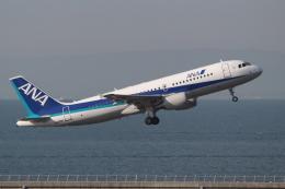 EXIA01さんが、中部国際空港で撮影した全日空 A320-214の航空フォト(飛行機 写真・画像)
