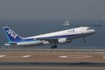 EXIA01さんが、中部国際空港で撮影した全日空 A320-214の航空フォト(写真)