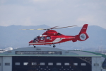 yabyanさんが、名古屋飛行場で撮影した名古屋市消防航空隊 AS365N3 Dauphin 2の航空フォト(写真)