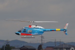 yabyanさんが、名古屋飛行場で撮影した中日本航空 206B JetRanger IIの航空フォト(写真)