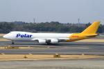 セブンさんが、成田国際空港で撮影したポーラーエアカーゴ 747-87UF/SCDの航空フォト(飛行機 写真・画像)