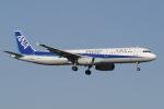 EXIA01さんが、福岡空港で撮影した全日空 A321-131の航空フォト(写真)