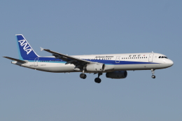 EXIA01さんが、福岡空港で撮影した全日空 A321-131の航空フォト(飛行機 写真・画像)