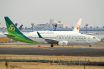 セブンさんが、成田国際空港で撮影した春秋航空日本 737-86Nの航空フォト(飛行機 写真・画像)