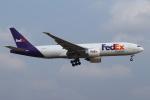 セブンさんが、成田国際空港で撮影したフェデックス・エクスプレス 777-F28の航空フォト(飛行機 写真・画像)