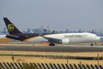 セブンさんが、成田国際空港で撮影したUPS航空 767-34AF/ERの航空フォト(飛行機 写真・画像)
