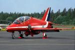 Echo-Kiloさんが、ラッペーンランタ空港で撮影したイギリス空軍 BAe Hawk T1Aの航空フォト(飛行機 写真・画像)