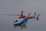 yabyanさんが、名古屋飛行場で撮影した川崎市消防航空隊 BK117C-2の航空フォト(写真)