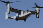 KJさんが、相馬原駐屯地で撮影したアメリカ海兵隊 MV-22Bの航空フォト(写真)
