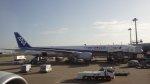 AE31Xさんが、ロンドン・ヒースロー空港で撮影した全日空 777-381/ERの航空フォト(写真)