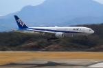 036さんが、広島空港で撮影した全日空 777-281/ERの航空フォト(飛行機 写真・画像)