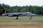 Echo-Kiloさんが、ラッペーンランタ空港で撮影したイギリス空軍 Jaguar GR3の航空フォト(写真)