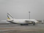 tomoataさんが、中部国際空港で撮影したアントノフ・エアラインズ An-124 Ruslanの航空フォト(写真)