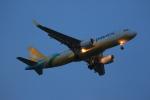 MOHICANさんが、福岡空港で撮影したセブパシフィック航空 A320-214の航空フォト(写真)