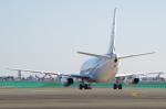 たーしょ@0525さんが、羽田空港で撮影したジェット・コネクションズ 737-2V6/Advの航空フォト(写真)